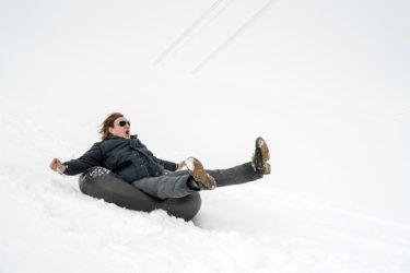 Charlie im Schnee © DCM / Gordon Timpen