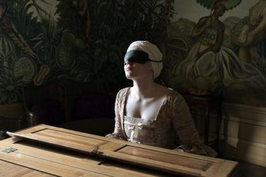 Resi (Maria Dragus) in ihrem Element © Christian Schulz/Nikolaus Geyrhalter Filmproduktion